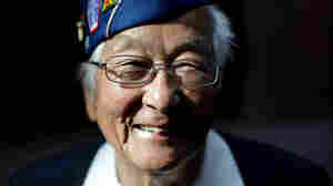 Susumu Ito, now 90, was part of an all-Japanese unit in World War II.