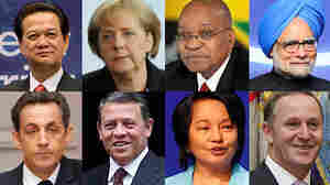 Match Game: Can You Name These World Leaders?