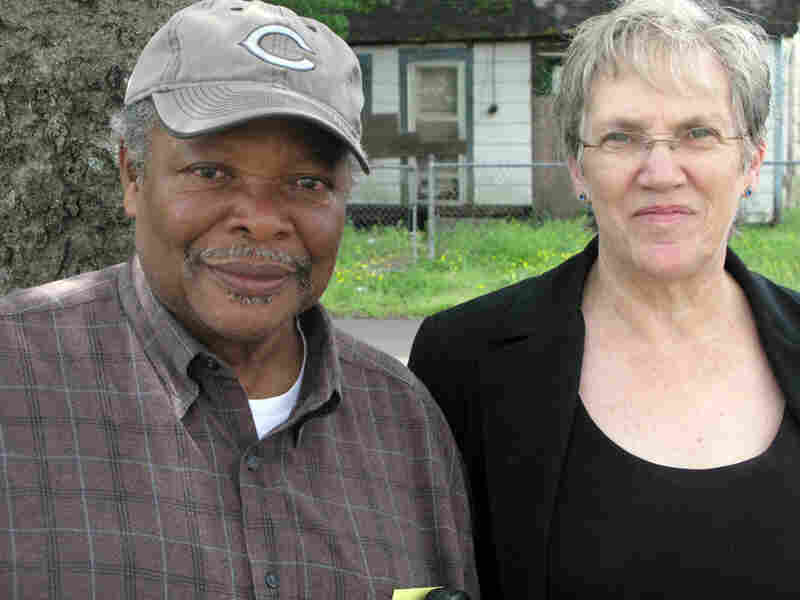 Former SNCC workers Charles McLaurin and Margaret Kibbee
