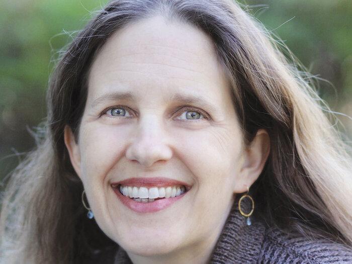Author Dana Sachs