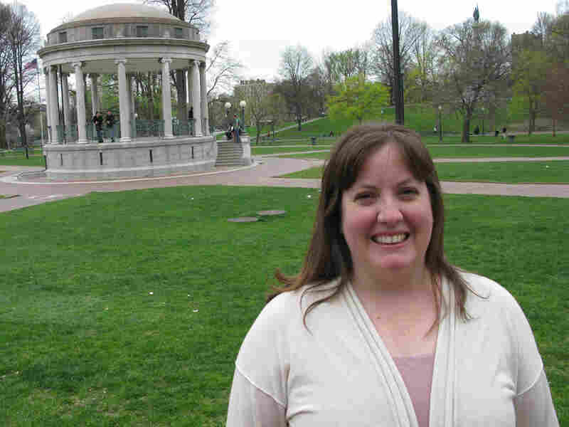 Christen Varley is president of the modern-day Greater Boston Tea Party.