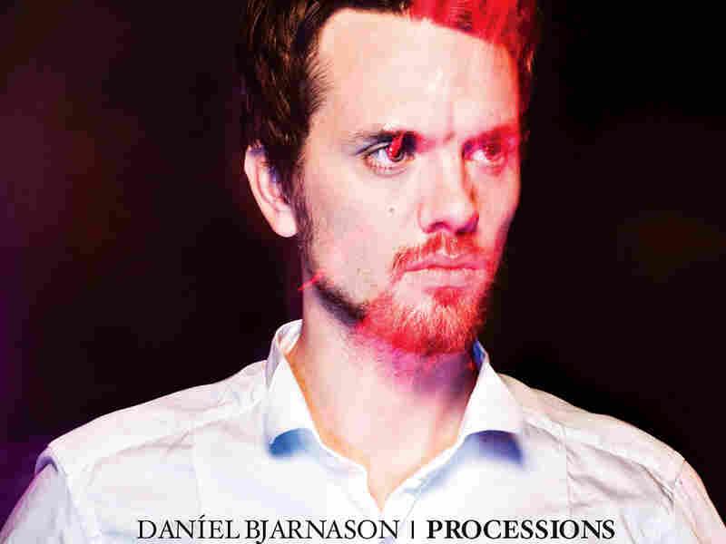 Composer Daniel Bjarnason