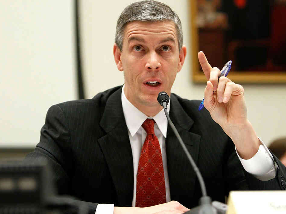 Sec. of Education Arne Duncan