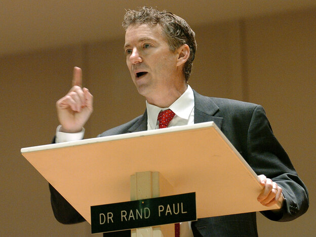 Rand Paul has been endorsed by Sarah Palin and retiring Sen. Jim Bunning.