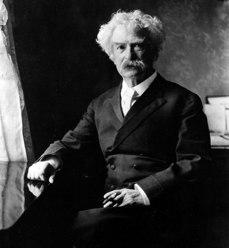 Why Mark Twain Still Matters Npr