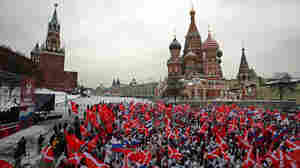 In Russia, Trust In Government A Scarce Commodity