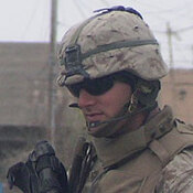 Jonathan Wheeler, a former Marine who lives in Chaska, Minn., suffered combat-related problems.