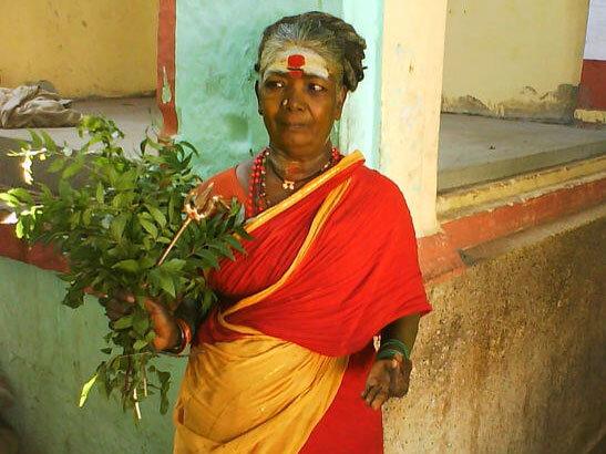 India's Mentally Ill Turn To Faith, Not Medicine : NPR