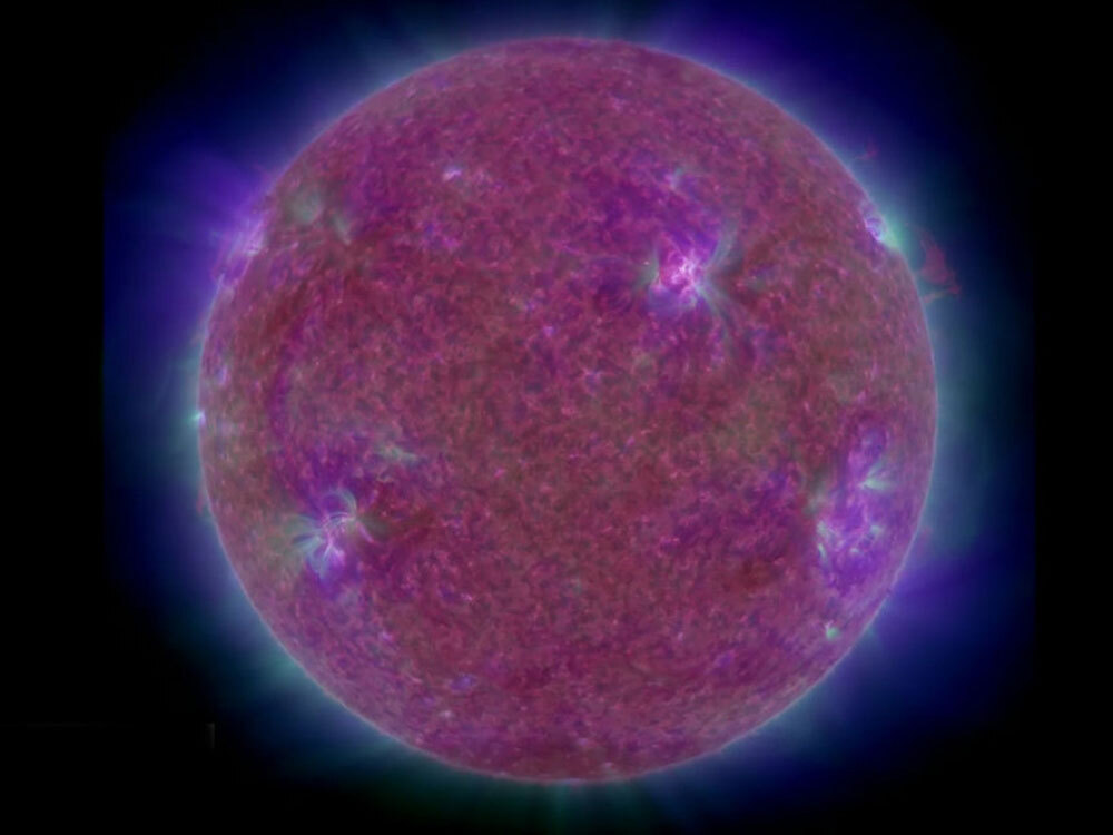 'Hubble Of The Sun' Begins Transmitting Images : NPR