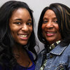 Tami Hayes with her daughter, Dymond, in St. Peters, Missouri.