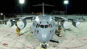 Workers Fear End Of Boeing's C-17 Cargo Plane