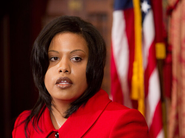 Baltimore's new mayor, Stephanie Rawlings-Blake, who was sworn in in February, says the city's new online supermarket is an innovative solution until the city can attract grocers to certain neighborhoods that don't have them yet.