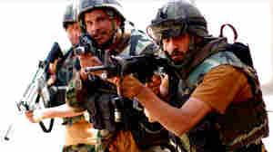 U.S. Troops Fill NATO Training Gap In Afghanistan