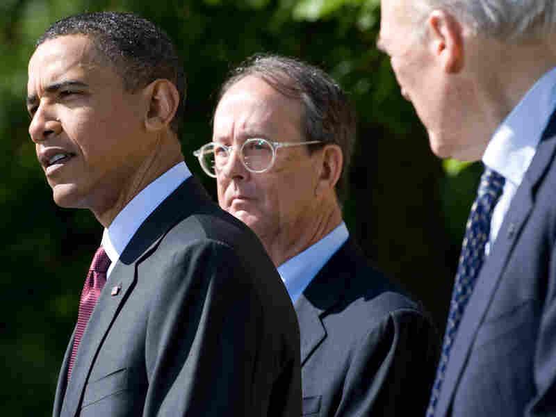 President Obama, Erskine Bowles and Sen. Alan Simpson