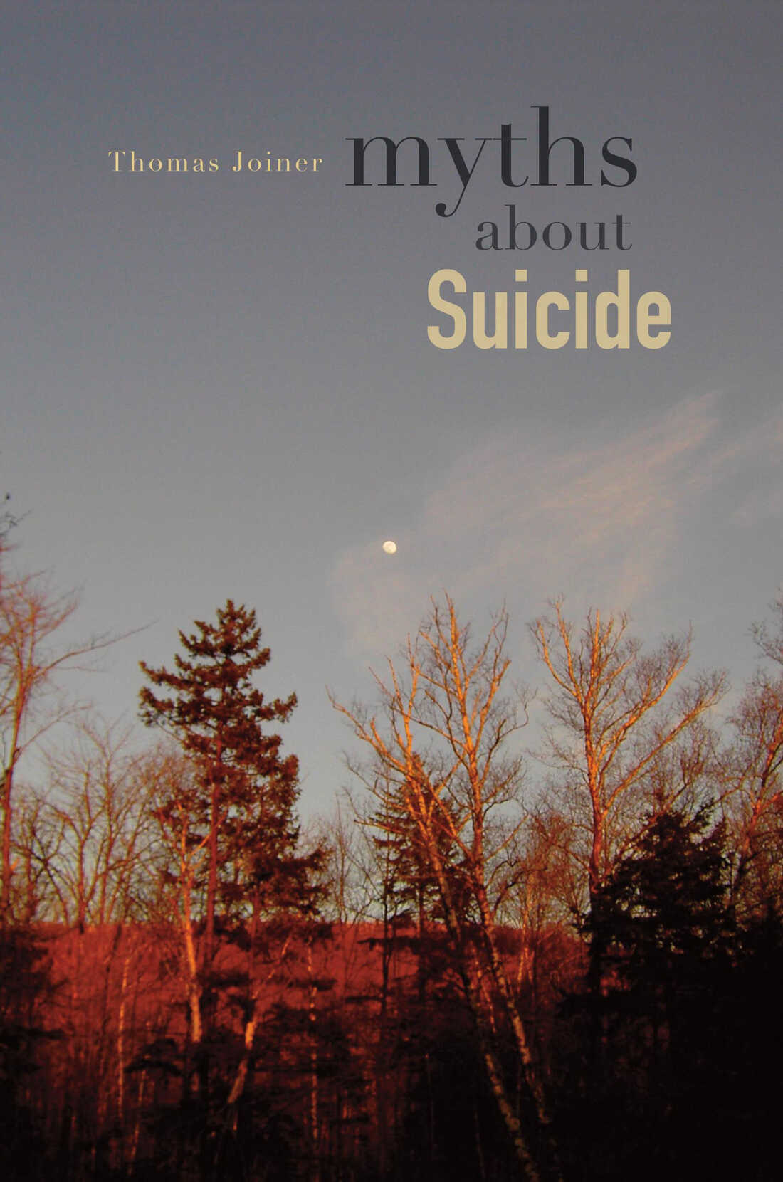 Cover of 'Myths About Suicide'