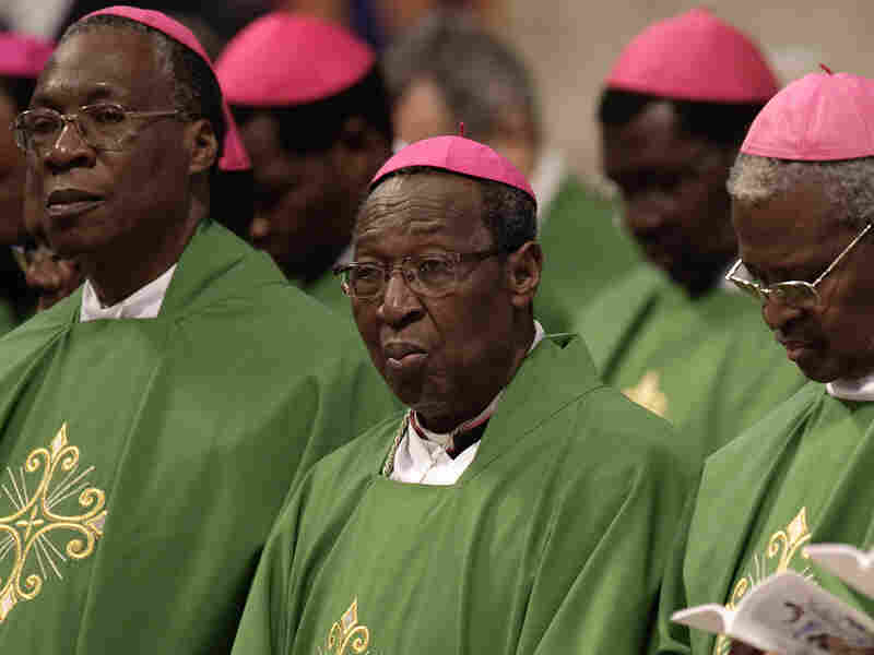 African bishops and cardinals