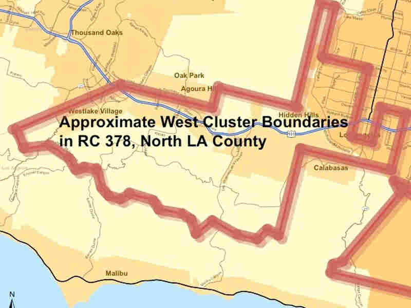"Autism ""cluster"" found in North Los Angeles  County"