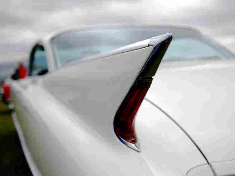 Tailfin of a Cadillac. iStockphoto.com