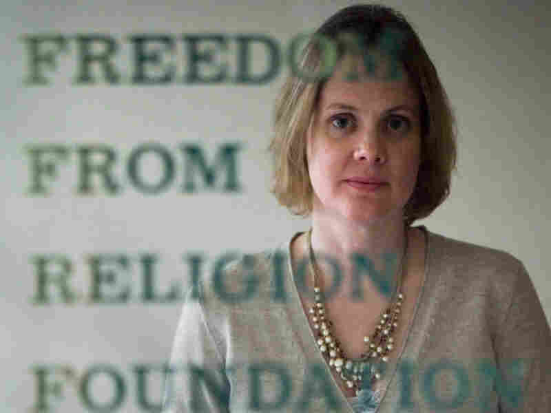 Annie Laurie Gaylor of the Freedom From Religion Foundation