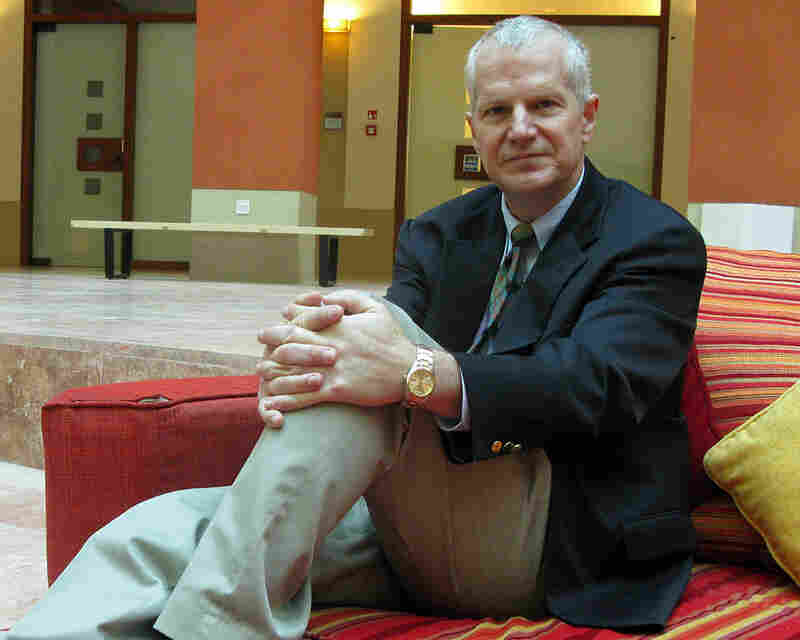 Chuck Thorpe, dean of Carnegie Mellon Qatar
