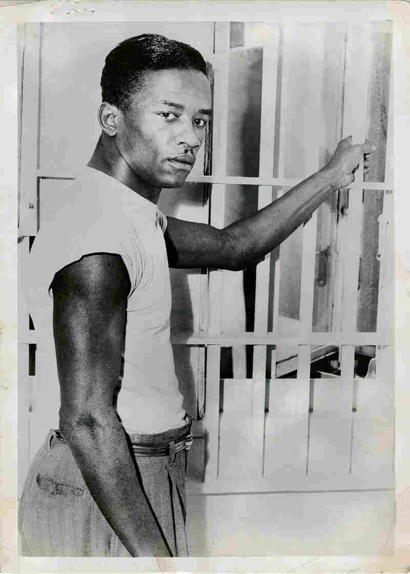 Willie McGee in jail, date unknown