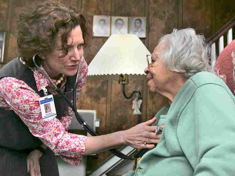 Medicare patients Belva Bell