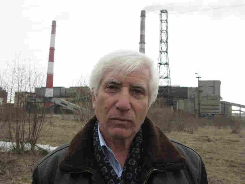 Vassily Zabello, Baikalsk resident and former mill worker