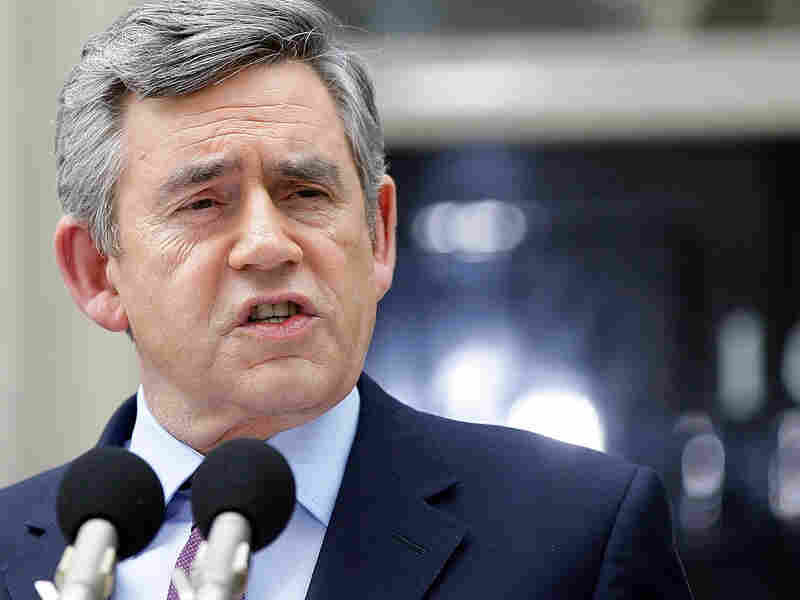 British Prime Minister Gordon Brown announced Monday he will resign