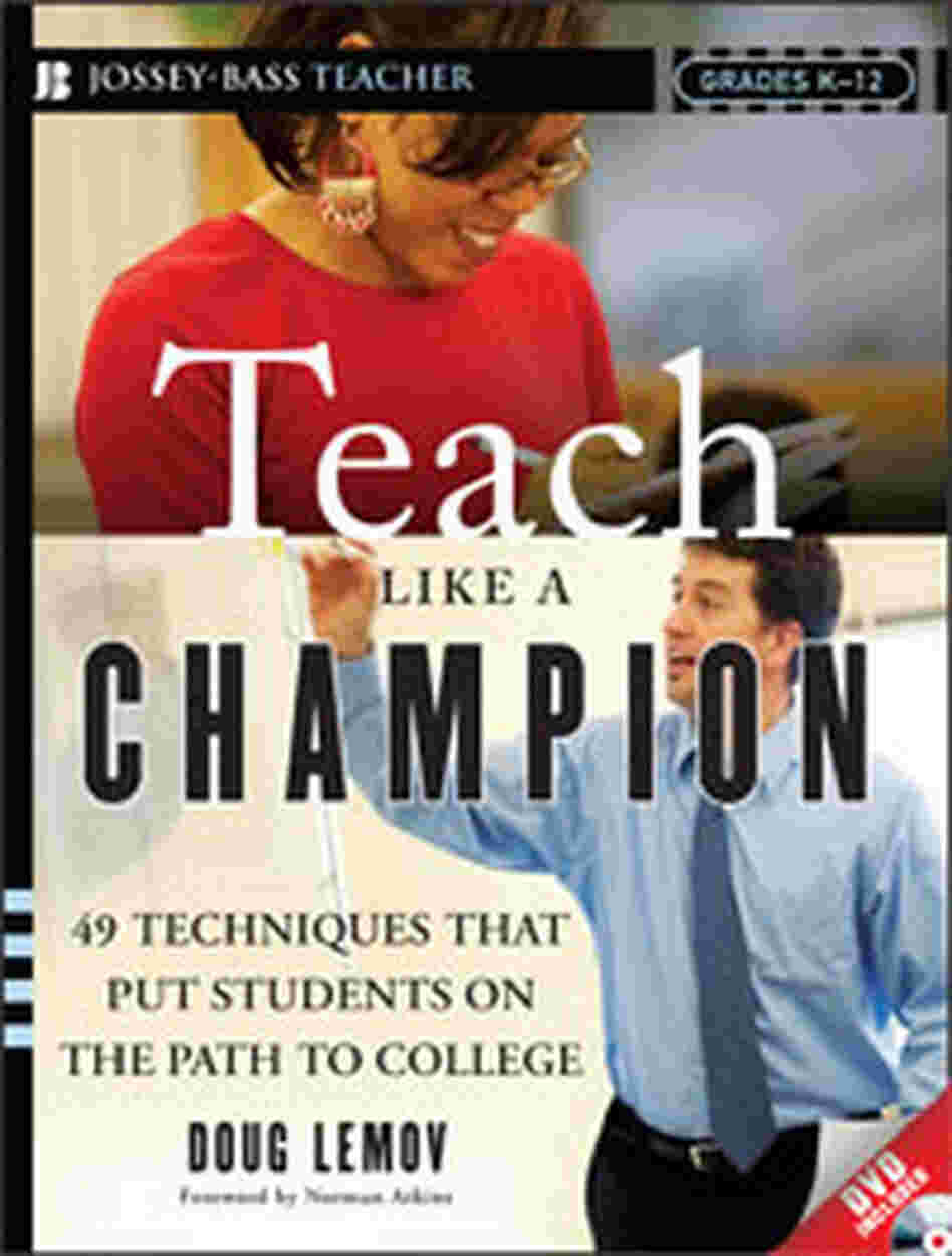 Cover of 'Teach Like A Champion'