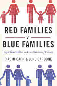 Cover of 'Red Families V. Blue Families'