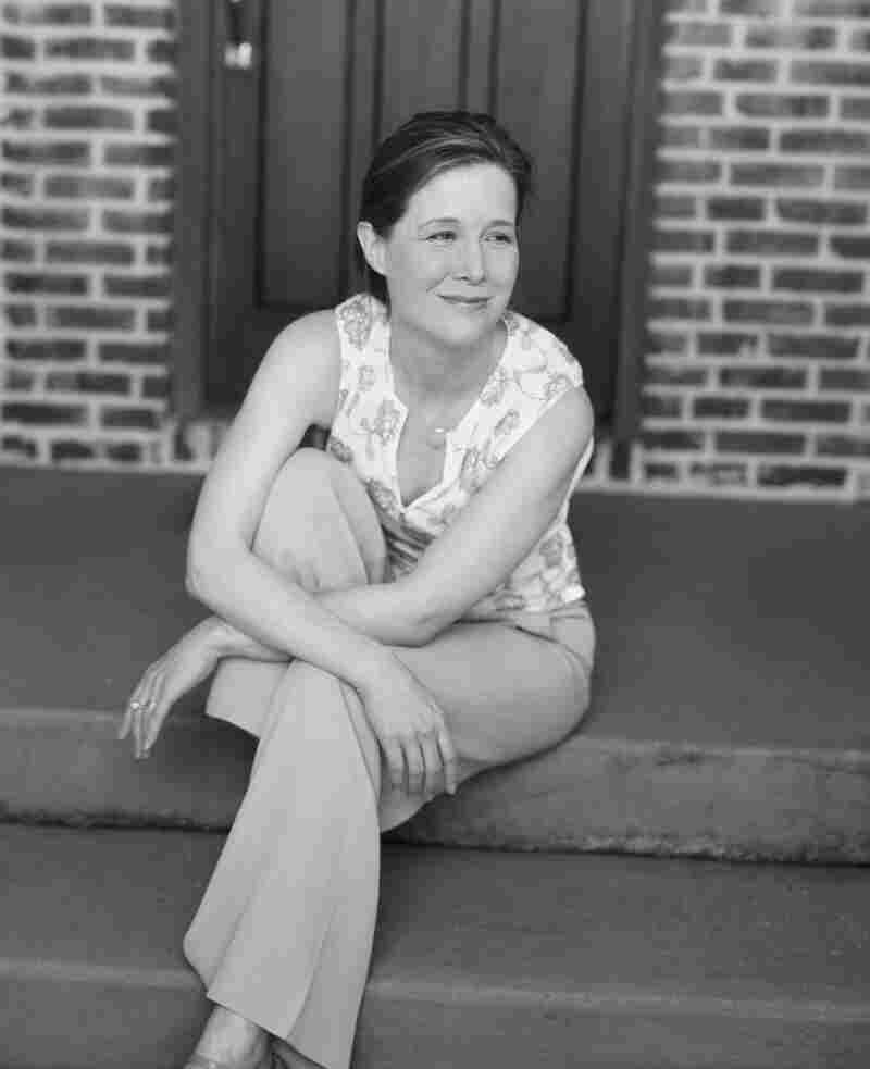 Author Ann Patchett. Tony Baker