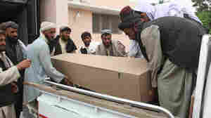 Violence Drains Hope From Afghans In Kandahar