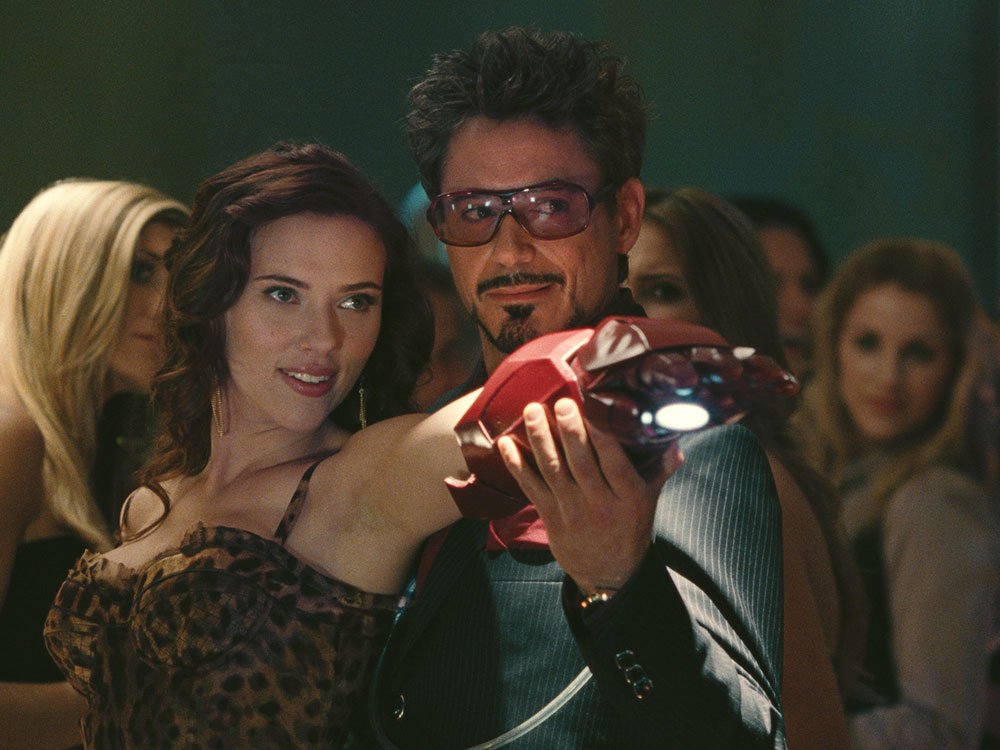 Marvel Producer Says One of Stark's Remarks on Scarlett Johansson Still Bothers Her