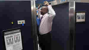 More airports are using back-scatter scanners