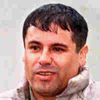 "Joaquin ""El Chapo"" Guzman (shown in 1993) heads the Sinaloa cartel."