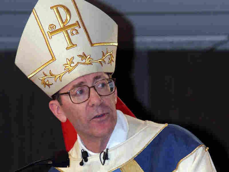 Bishop Thomas J. Olmsted in 2003