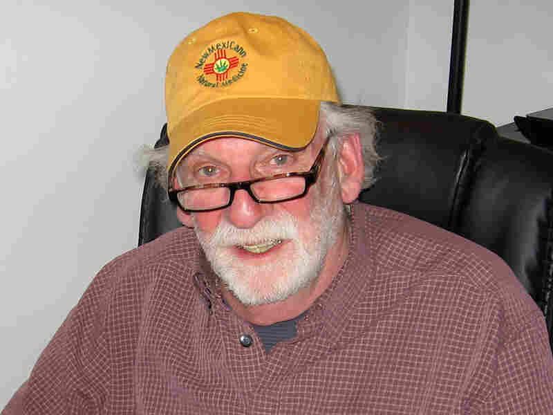 Len Goodman, director of NewMexiCann Natural Medicine