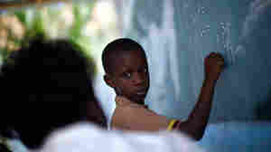 School Days Lift Spirits In Quake-Ravaged Haiti