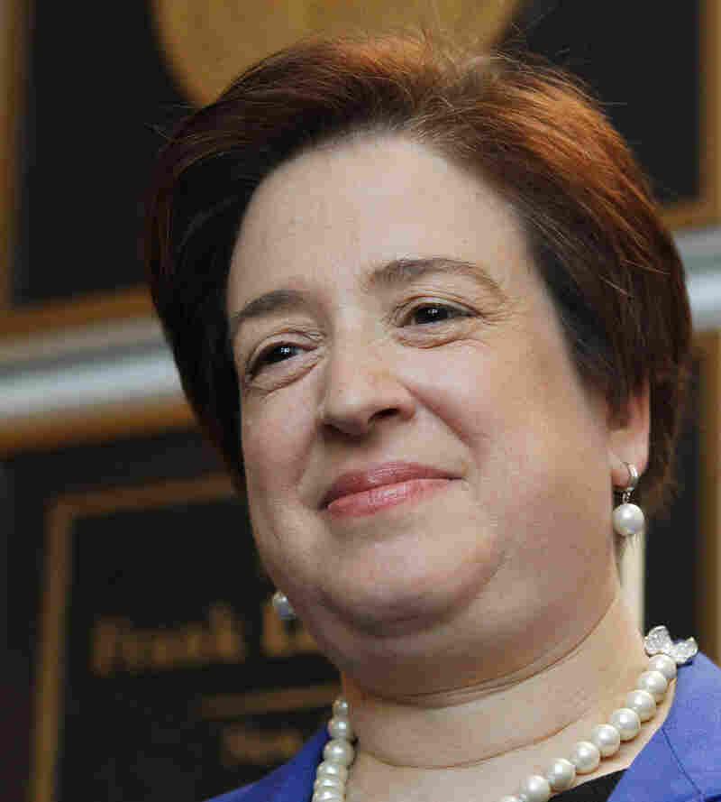 Supreme Court nominee Elena Kagan. Manuel Balce Ceneta/AP
