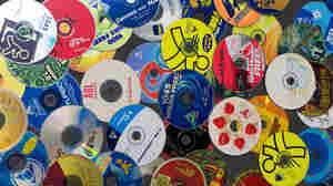 The once-ubiquitous AOL CDs.