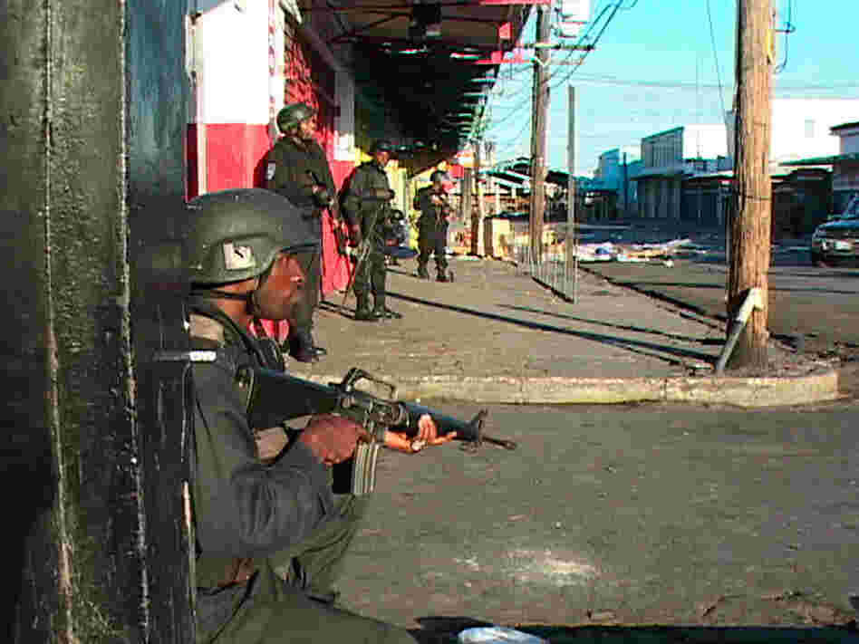 Fighting continues in parts of Tivoli Gardens