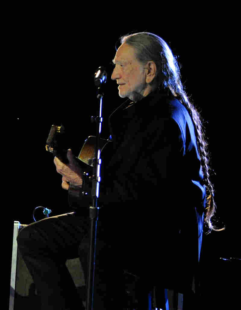 Willie Nelson performs during the 57th Annual BMI Country Awards in Nashville last November.