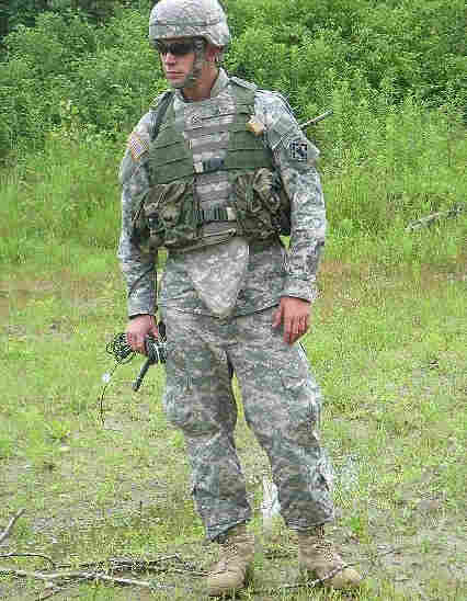 Al Dikcis died in early March in Afghanistan.