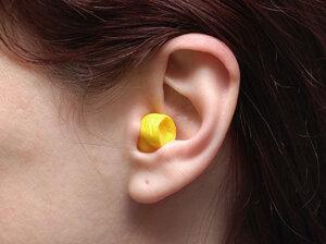 Ear with plug