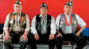 Native American 'Warriors' Mark Military Service