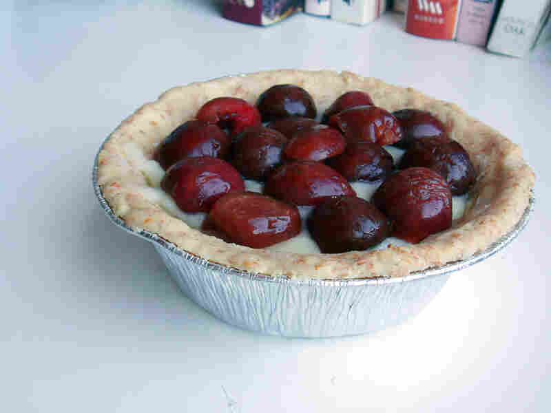 Maraschino Cherry Tarts