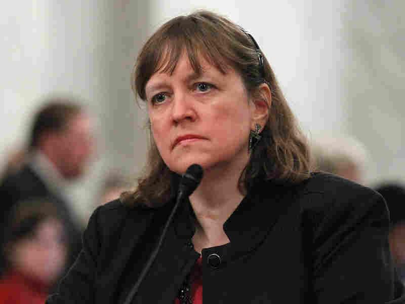 Elizabeth Birnbaum, formerly the director of the Minerals Management Service.