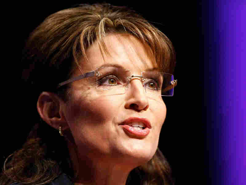 2008 GOP vice presidential nominee Sarah Palin