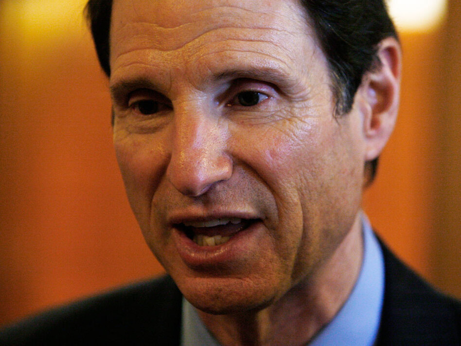 Sen. Ron Wyden (D-OR) has co-sponsored a bill with Sen. Judd Gregg (R-NH) that would lower the corporate tax rate to 25 percent.