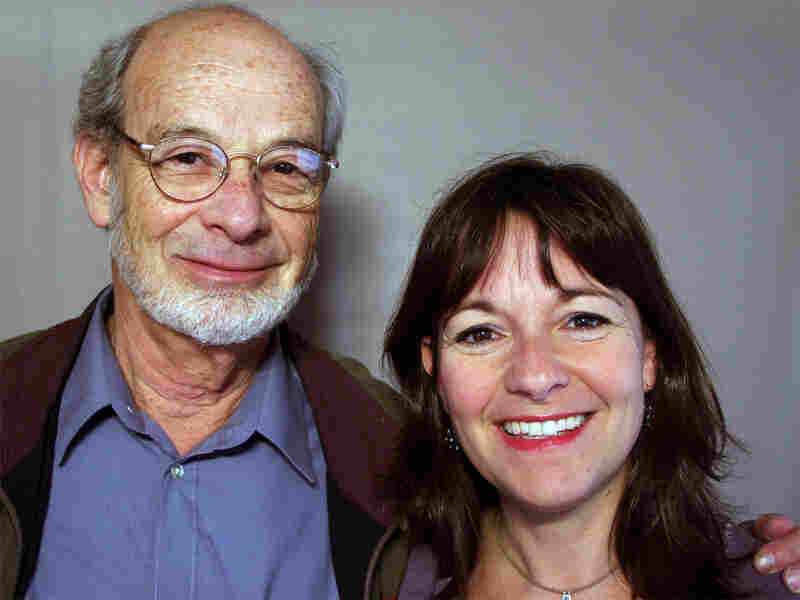 Ari and Sharon DeLevie spoke at StoryCorps in New York City.